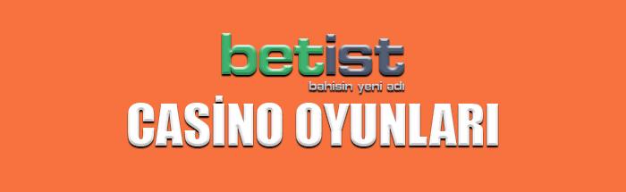 Betist casino oyunları