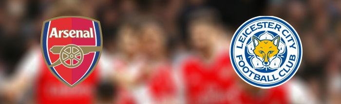 Arsenal - Leicester City Premier Lig tahminleri